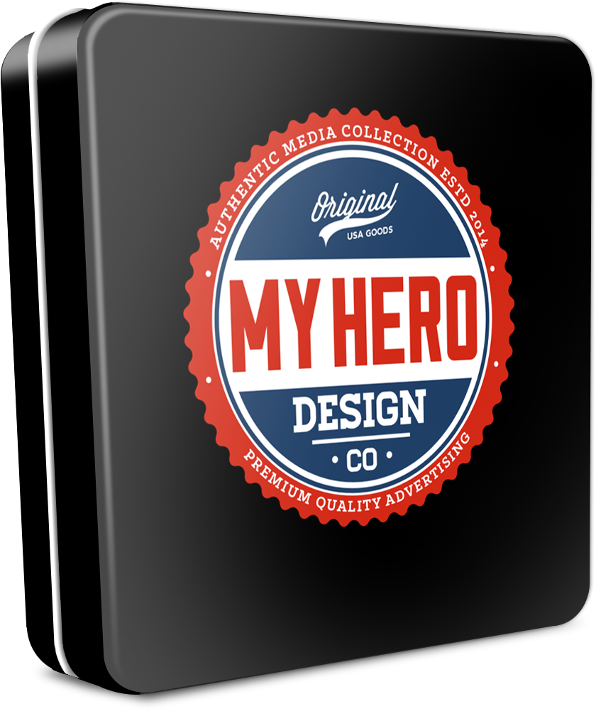 My Hero Design Box